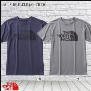 THE NORTH FACE(ザノースフェイス) S/S DRIRELEASE CREW (TNF_2017SS)|move