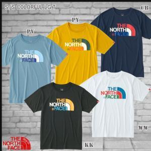 ザ・ノース・フェイス THE NORTH FACE  ショートスリーブカラフルロゴティー S/S COLORFUL LG TEE  Tシャツ(TNF_2018SS) NT31621|move