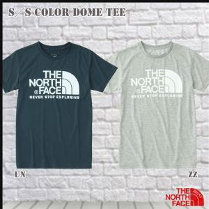 THE NORTH FACE(ザノースフェイス) S/S COLOR DOME T (TNF_2017SS) move