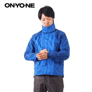ONYONE (オンヨネ) メンズ アドバンス ストレッチ レインジャケットカラー:685(P)|move