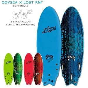 19 CATCH SURF キャッチサーフ LOST x MAYHEM x ROUND NOSE F...