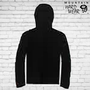 マウンテンハードウェア ストレッチダウンDS フーデッドジャケット  カラー:BLACK (MHW_2018FW)|move