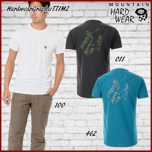 マウンテンハードウェア MOUNTAIN HARD WEAR HardwearGraphicTTIM2 18ddscn|move