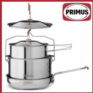 イワタニプリムス(PRIMUS) キャンプファイア クックセットL p-c738001|move