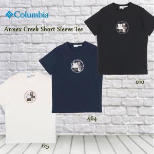 コロンビア Clumbia アネックスクリーク   AnnexCreekShortSleeveTee (Columbia_2018SS)pu|move