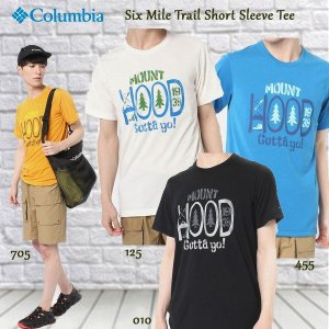 コロンビア Clumbia シックスマイルトレイル   SixMileTrailShortSleeveTee (Columbia_2018SS)pu|move