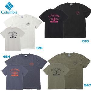 コロンビア(Columbia) ビックイエローメドーショートスリーブ Tシャツ BigYellowMeadow ShortSleeveTee (Columbia_2019SS) あすつく|move