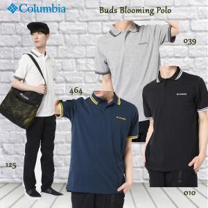 コロンビア Clumbia バズブルーミングポロ   BudsBloomingPolo (Columbia_2018SS)pu|move