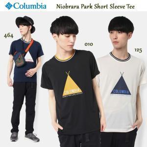 コロンビア Clumbia ナイオブララパーク   NiobraraParkShortSleeveTee (Columbia_2018SS)pu|move