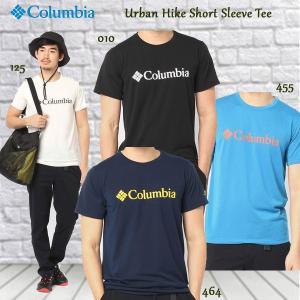 コロンビア Clumbia アーバンハイク   UrbanHikeShortSleeveTee (Columbia_2018SS)pu move