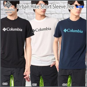 Columbia(コロンビア) アーバンハイクTシャツ PM4831 (Columbia_2017ss) move