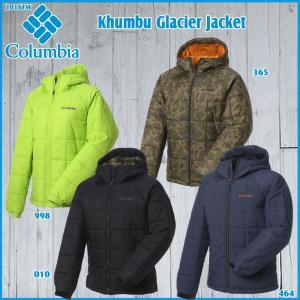 Columbia(コロンビア) KhumbuGlacierJacket キュンブーグレィシャージャケット/PM5424 (Columbia_2016FW) (PDN) move