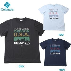 コロンビア(Columbia) ラッセルパスショートスリーブTシャツ RussellPath ShortSleeveTee (Columbia_2019SS) あすつく|move