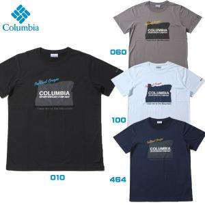 コロンビア(Columbia) バックレイクショートスリーブTシャツ BuckLake ShortSleeveTee (Columbia_2019SS) あすつく|move