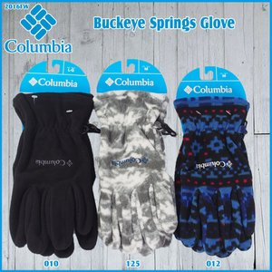 Columbia(コロンビア) BuckeyeSpringsGlove  バックアイススプリンググローブ/PU3022 (Columbia_2016FW)  (PDN)|move