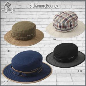 コロンビア 帽子 シッカモアブーニー Columbia SickamoreBooney (Columbia_2017fw)|move