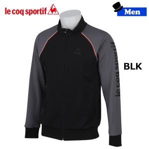 トレーニングウェア スポーツカジュアル ルコックスポルティフ le coq sportif ウォームアップ ジャケット ジャージ メンズ|move