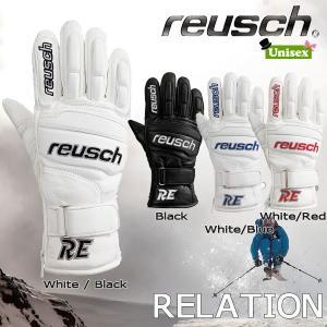 reusch【ロイッシュ】RELATION スキーグローブ ユニセックス|move