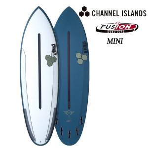 サーフボード ショートボード SURFTECH(サーフテック) アルメリック CHANNEL ISLANDS MINI DUAL-CORE - BLUE/GREEN|move