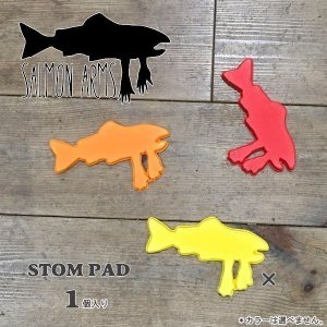 スノーボード デッキパッド 17-18 SALMON ARMS(サーモンアームス) STOMPAD|move