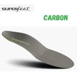 SUPERfeet スーパーフィート トリムフィットインソール カーボン|move