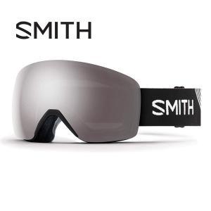 スノーボード ゴーグル ハイコントラスト 18-19 SMITH スミス SKYLINE スカイライン STRIKE  CHROMAPOP SUN PLATINUM MIRROR -|move