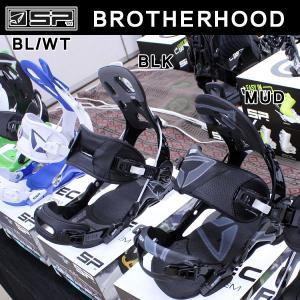 スノーボード BIN バインディング 17-18 SP BROTHERHOOD エスピー|move