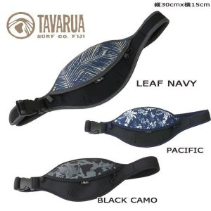 TAVARUA(タバルア) サーフバックスモールパターン [3004] ネオプレーン素材 ウエストバック|move