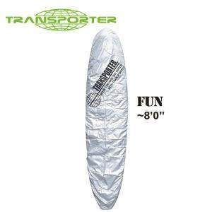 サーフィン サーフアクセサリー 便利グッズ TRANSPORTER デッキカバー ファン トランスポーター|move