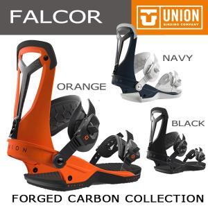 スノーボード バインディング 17-18 UNION【ユニオン】FALCOR|move
