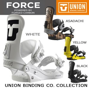 スノーボード バインディング ビンディング 17-18 UNION ユニオン FORCE|move
