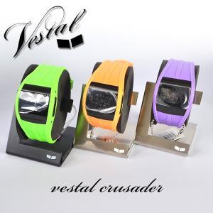 VESTAL crusader ベスタル 腕時計 訳あり 60%OFF|move