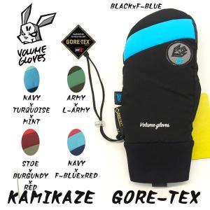 スノーボード グローブ 17-18 VOLUME GLOVE ボリュームグローブ GORE-TEX|move