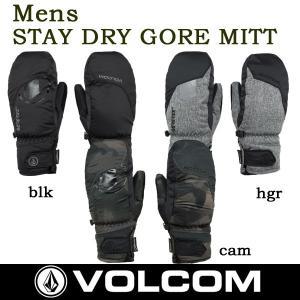 スノーボード グローブ VOLCOM SNOW ボルコム STAY DRY GORE MITT|move