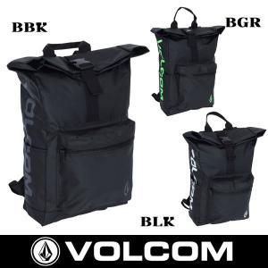 バックパック リュック VOLCOM ボルコム Rolltop Day S TPU Backpack|move
