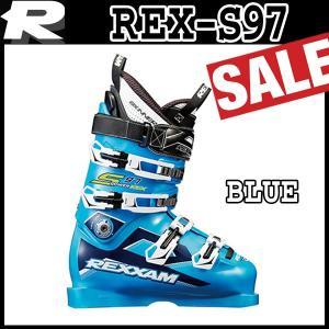 ラスト1品 27.0cmのみ 旧品処分REXXAM レグザム REX-S97 BX-S15 スキーブーツ last_sb|move