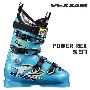 スキー スキーブーツ  16-17 REXXAM レグザム POWER REX-S97 レックス あすつく|move