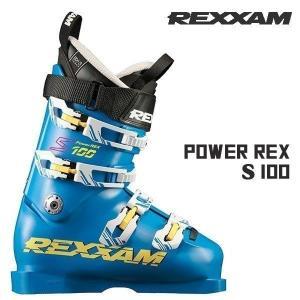 スキー スキーブーツ  18-19 REXXAM レグザム POWER REX S100 パワーレックス|move