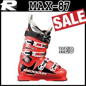 REXXAM レグザム MAX-87 BX-SS14 スキーブーツ last_sb ラスト1品25.0cmのみ 旧品処分|move