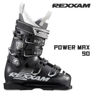 スキー スキーブーツ  17-18 REXXAM レグザム POWER MAX-90 マックス|move