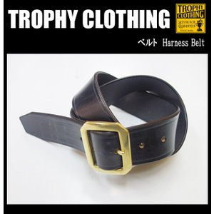 TROPHY CLOTHING トロフィークロージング ベルト Harness Belt|moveclothing