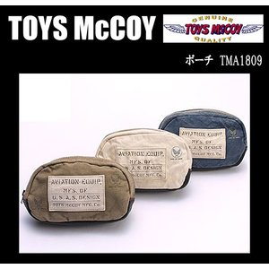 TOYS McCOY トイズマッコイ ポーチ TMA1809|moveclothing