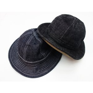 TROPHY CLOTHING トロフィークロージング ハット Dirt Denim Army Hat|moveclothing