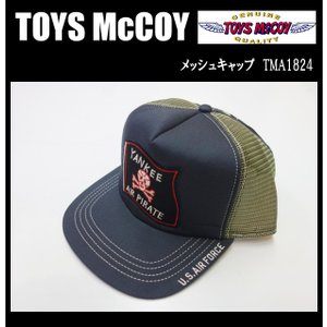 TOYS McCOY トイズマッコイ キャップ TMA1824|moveclothing