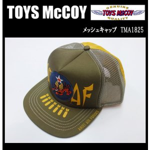 TOYS McCOY トイズマッコイ キャップ TMA1825|moveclothing