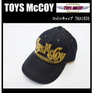 TOYS McCOY トイズマッコイ キャップ TMA1839|moveclothing
