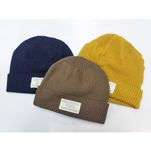 TROPHY CLOTHING トロフィークロージング ニットキャップ Red Cross Knit Cap|moveclothing