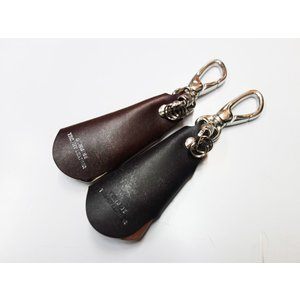 TROPHY CLOTHING トロフィークロージング キーケース SADDLE SHOE HORN CASE|moveclothing