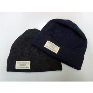 TROPHY CLOTHING トロフィークロージング ニットキャップ WOOL WATCHMAN CAP|moveclothing