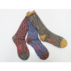 TOYS McCOY トイズマッコイ 靴下 3 PACK BOOTS SOCKS TMA2013|moveclothing